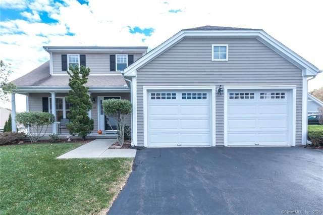 125 Bartlett Hill Road #125, Portland, CT 06480 (MLS #170351381) :: Michael & Associates Premium Properties | MAPP TEAM
