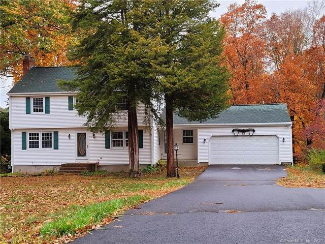 147 Oak Ridge Drive, Berlin, CT 06037 (MLS #170351425) :: Hergenrother Realty Group Connecticut