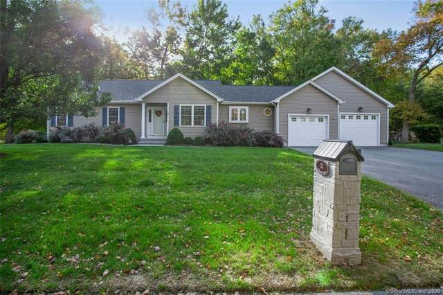 2 Mohawk Drive, East Lyme, CT 06357 (MLS #170351458) :: Forever Homes Real Estate, LLC