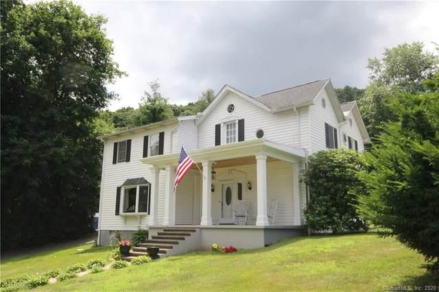 1310 Hamilton Avenue, Waterbury, CT 06706 (MLS #170351462) :: Around Town Real Estate Team