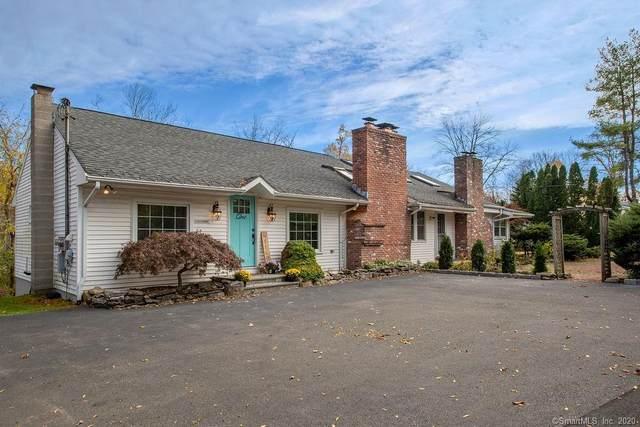 1 Cranberry Lane, Brookfield, CT 06804 (MLS #170351512) :: Kendall Group Real Estate | Keller Williams
