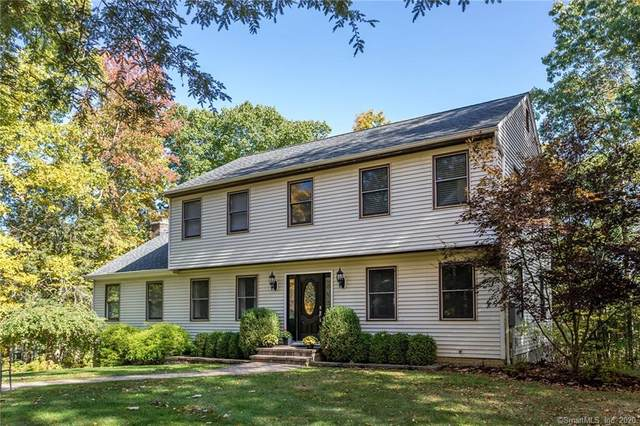 35 Colonial Ridge Drive, New Milford, CT 06755 (MLS #170351541) :: Forever Homes Real Estate, LLC