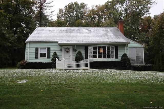 650 Evergreen Avenue, Hamden, CT 06518 (MLS #170351569) :: Forever Homes Real Estate, LLC