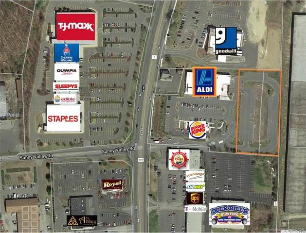 125 Danbury Road #3, New Milford, CT 06776 (MLS #170351573) :: Coldwell Banker Premiere Realtors