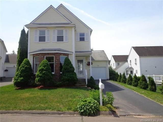 14 Bissell Court #14, South Windsor, CT 06074 (MLS #170351830) :: NRG Real Estate Services, Inc.