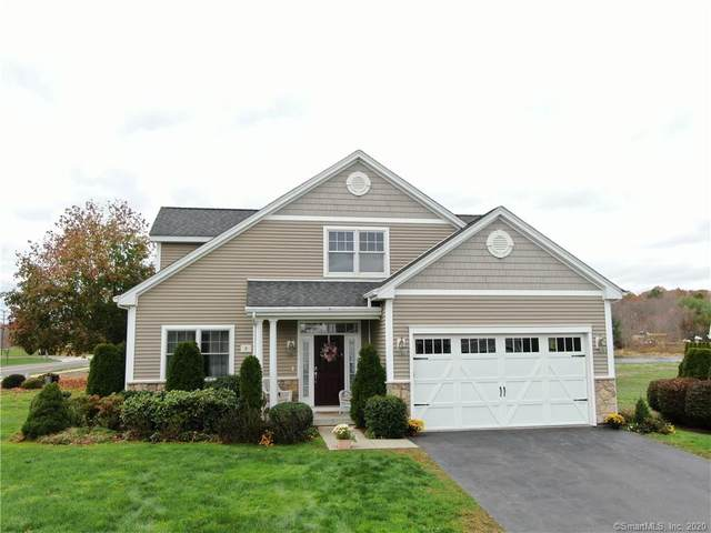 5 Knibbs Circle #5, Bristol, CT 06010 (MLS #170351931) :: Around Town Real Estate Team