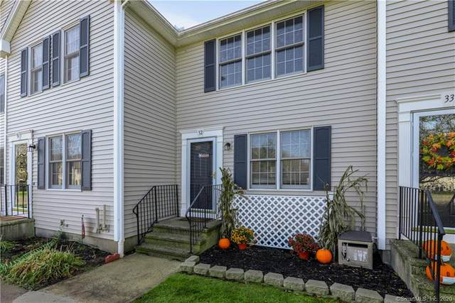32 White Tail Lane #32, Wallingford, CT 06492 (MLS #170351948) :: Around Town Real Estate Team