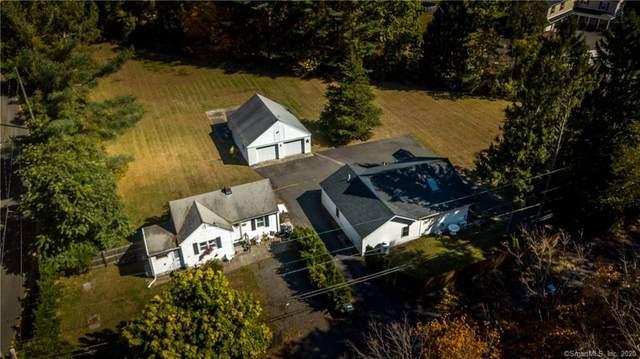 16 Little Brook Lane A-B, Newtown, CT 06470 (MLS #170352022) :: Around Town Real Estate Team
