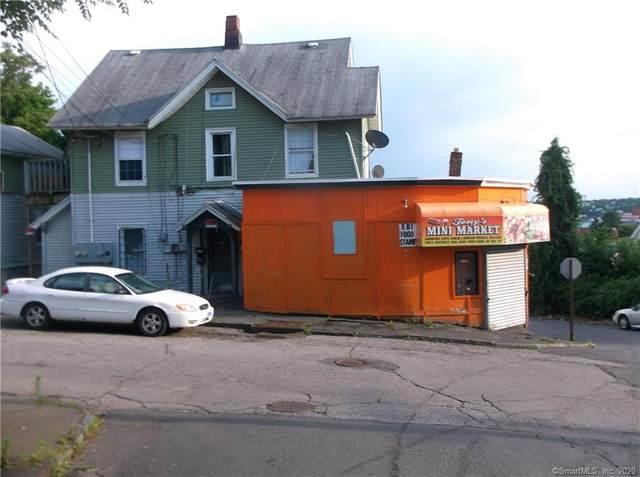 54 High Street, Waterbury, CT 06704 (MLS #170352106) :: Around Town Real Estate Team