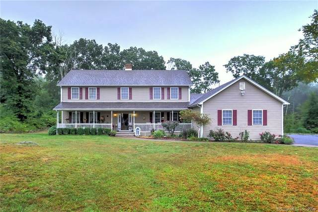 5 Jem Woods Road, Oxford, CT 06478 (MLS #170352114) :: Around Town Real Estate Team