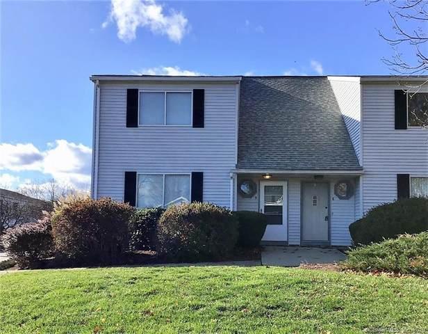 565 Clark Avenue #5, Bristol, CT 06010 (MLS #170352154) :: Around Town Real Estate Team