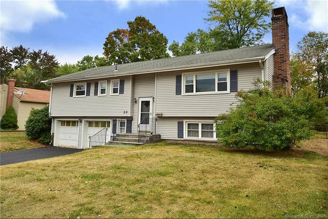 30 Sunset Terrace, South Windsor, CT 06074 (MLS #170352244) :: NRG Real Estate Services, Inc.