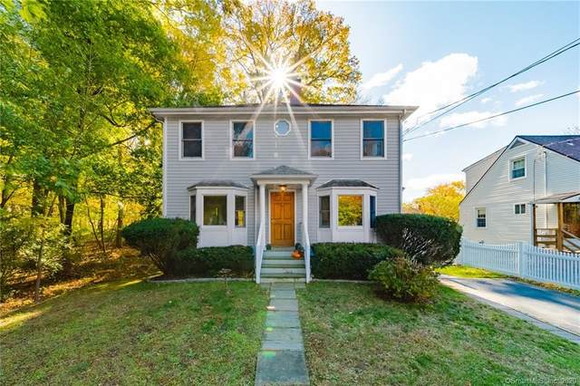 62 Hecker Avenue, Darien, CT 06820 (MLS #170352339) :: Around Town Real Estate Team
