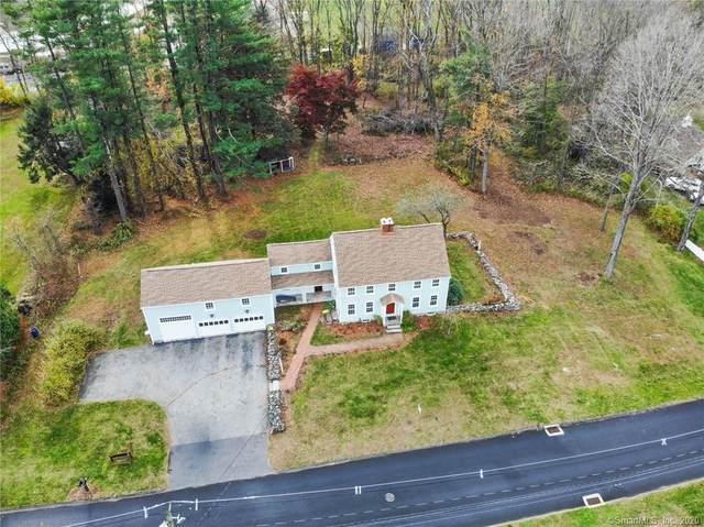 11 Boulevard, Newtown, CT 06470 (MLS #170352427) :: Around Town Real Estate Team