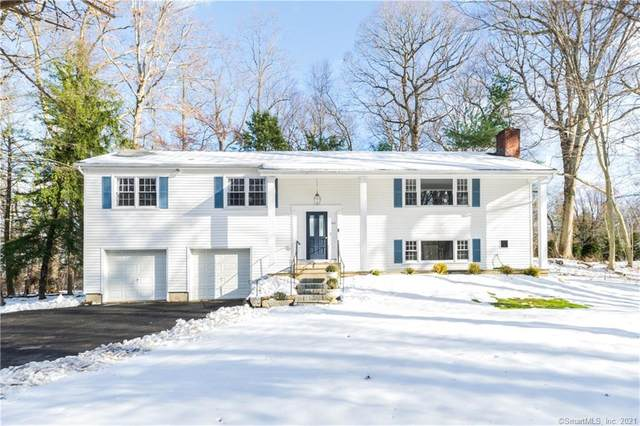 168 Highline Trail, Stamford, CT 06902 (MLS #170352755) :: Around Town Real Estate Team