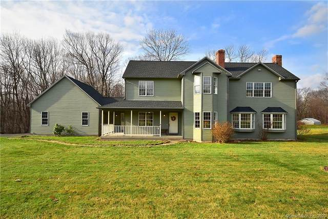 205 Case Street, Granby, CT 06090 (MLS #170352794) :: NRG Real Estate Services, Inc.