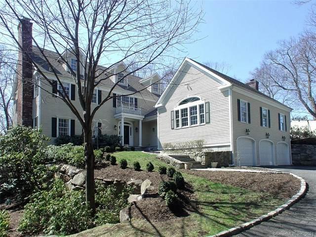 35 Ridge Lane, Wilton, CT 06897 (MLS #170352856) :: Mark Boyland Real Estate Team