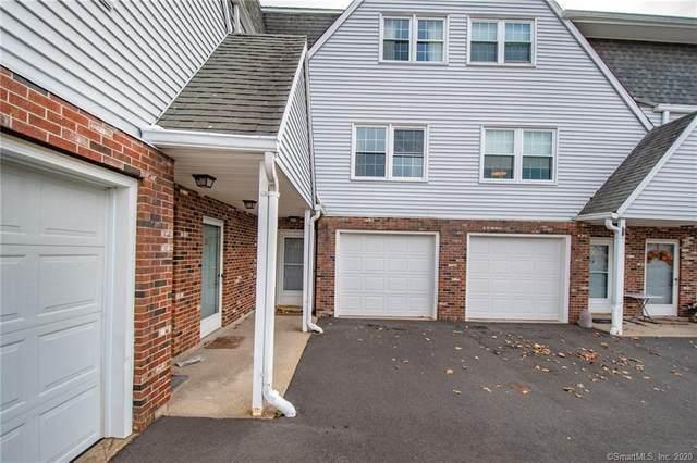 240 Burlington Avenue #19, Bristol, CT 06010 (MLS #170353139) :: Around Town Real Estate Team