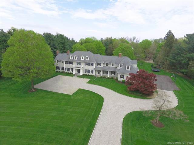 84 Middle Ridge Road, New Canaan, CT 06840 (MLS #170353155) :: The Higgins Group - The CT Home Finder