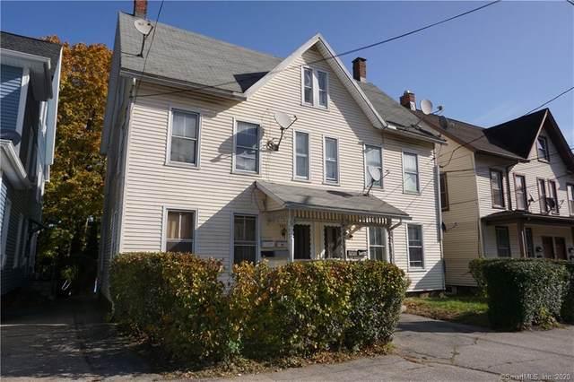 567-569 Howe Avenue, Shelton, CT 06484 (MLS #170353169) :: Around Town Real Estate Team