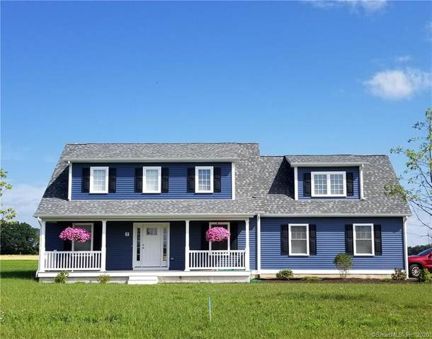 19 Kings Meadow Lane Lot #9, Suffield, CT 06078 (MLS #170353187) :: Around Town Real Estate Team