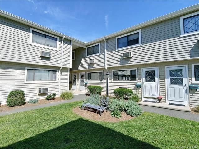 7 Arch Street #6, Norwalk, CT 06854 (MLS #170353190) :: Around Town Real Estate Team