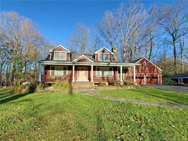 51 Knollwood Drive, Ridgefield, CT 06877 (MLS #170353349) :: Around Town Real Estate Team