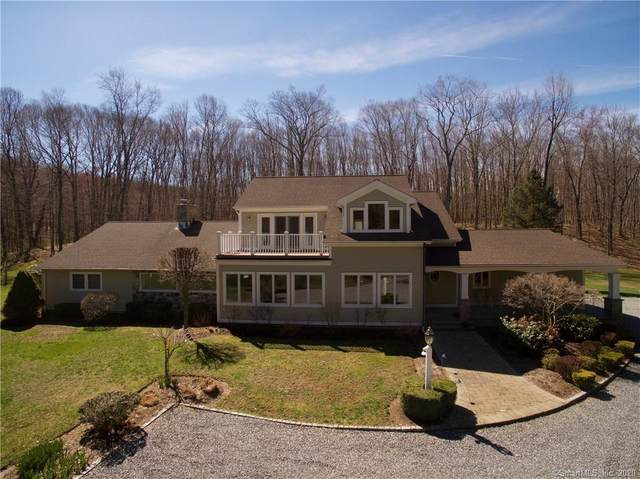 194 Simpaug Turnpike, Redding, CT 06896 (MLS #170353360) :: Tim Dent Real Estate Group