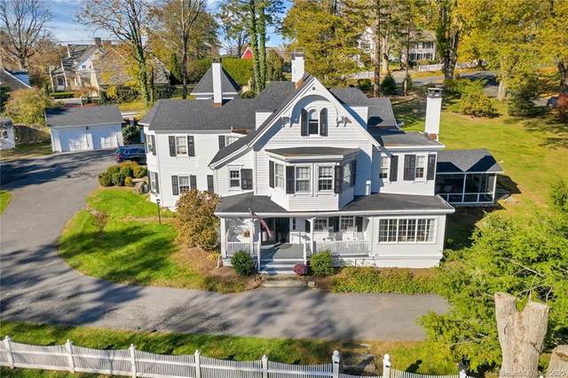 2 Parley Lane, Ridgefield, CT 06877 (MLS #170353368) :: Tim Dent Real Estate Group