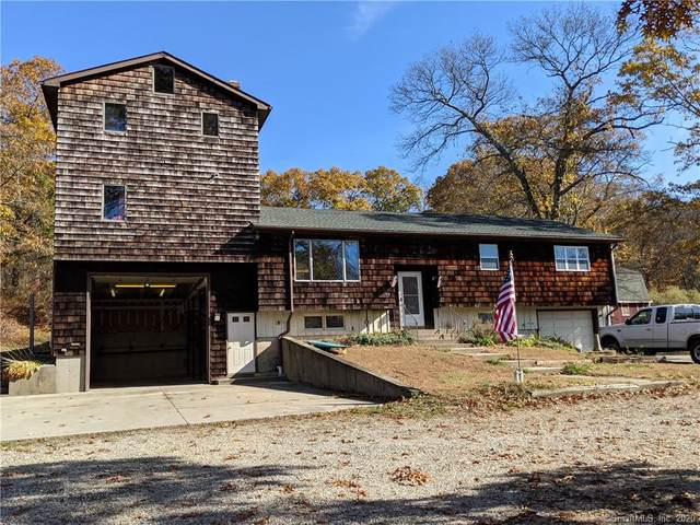 154 Noble Hill Road, Montville, CT 06382 (MLS #170353404) :: Around Town Real Estate Team