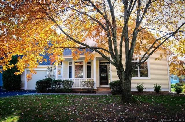 527 Hawthorne Lane #527, Windsor, CT 06095 (MLS #170353482) :: NRG Real Estate Services, Inc.