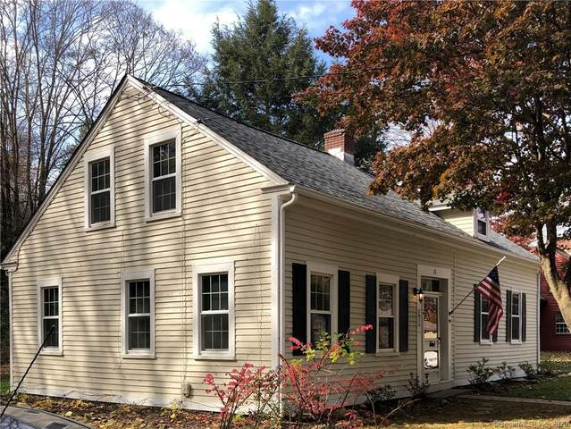 18 Gilman Road, Bozrah, CT 06334 (MLS #170353552) :: Around Town Real Estate Team
