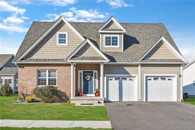 79 Windermere Village Road #79, Ellington, CT 06029 (MLS #170353673) :: NRG Real Estate Services, Inc.