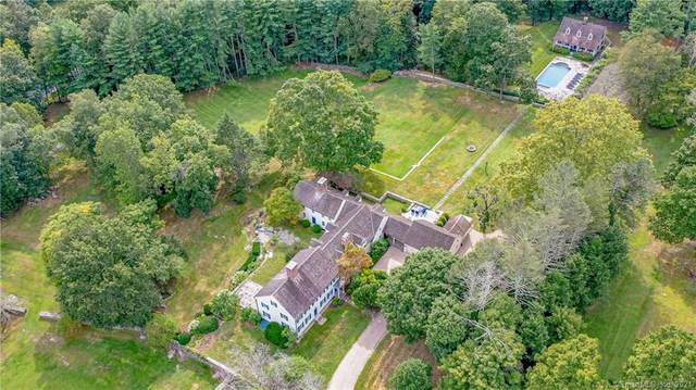 125 Town Line Road, Bridgewater, CT 06752 (MLS #170353753) :: GEN Next Real Estate
