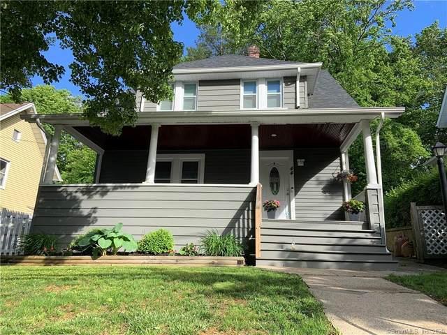 44 Kneen Street, Shelton, CT 06484 (MLS #170353860) :: Around Town Real Estate Team