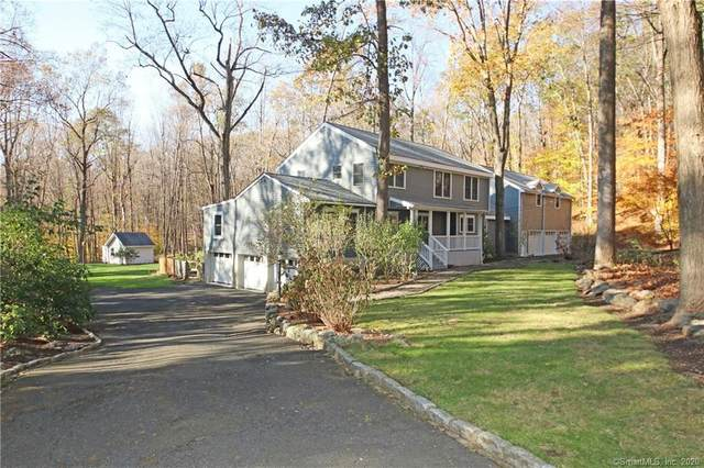 53 Old Stagecoach Road, Redding, CT 06896 (MLS #170353916) :: Kendall Group Real Estate | Keller Williams