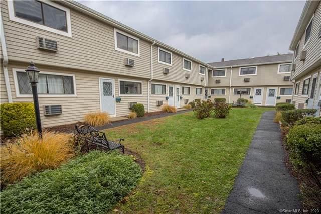 7 Arch Street #18, Norwalk, CT 06854 (MLS #170353989) :: Michael & Associates Premium Properties | MAPP TEAM