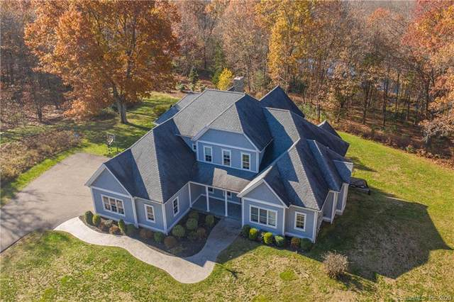 55 Flat Swamp Road, Newtown, CT 06470 (MLS #170354206) :: Carbutti & Co Realtors