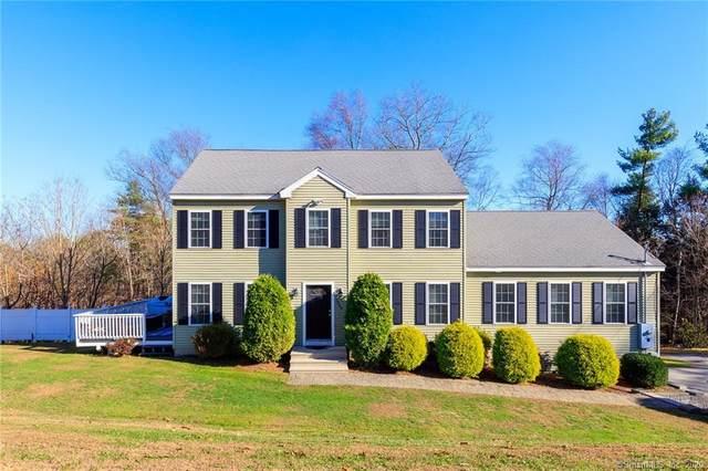 1369 Route 169, Woodstock, CT 06281 (MLS #170354251) :: Frank Schiavone with William Raveis Real Estate