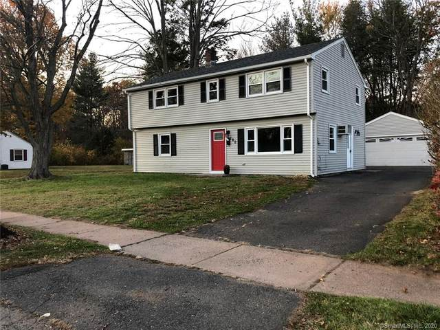 160 Crescent Drive, East Hartford, CT 06118 (MLS #170354336) :: Hergenrother Realty Group Connecticut