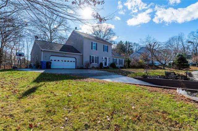 96 Richard Brown Drive, Montville, CT 06382 (MLS #170354568) :: Around Town Real Estate Team