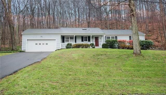 9 Fulling Mill Lane, Ridgefield, CT 06877 (MLS #170354585) :: Around Town Real Estate Team