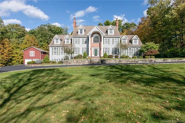 166 Wells Hill Road, Easton, CT 06612 (MLS #170354675) :: Kendall Group Real Estate | Keller Williams