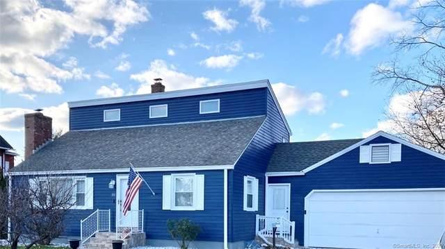 111 Deerfield Road, Windsor, CT 06095 (MLS #170354716) :: Around Town Real Estate Team