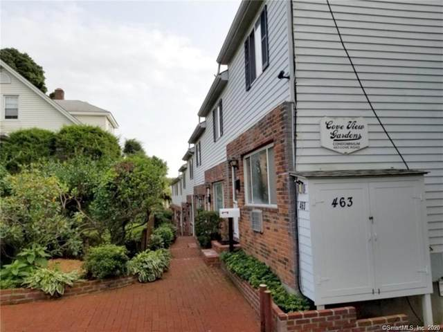 463 Cove Road #5, Stamford, CT 06902 (MLS #170354762) :: Mark Boyland Real Estate Team