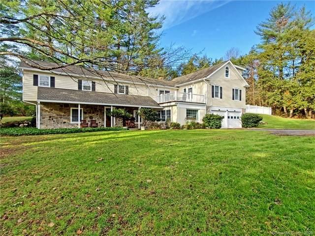 24 Lantern Drive, Ridgefield, CT 06877 (MLS #170354770) :: Around Town Real Estate Team