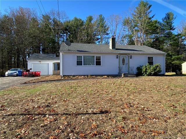 35 Clear View Drive, Mansfield, CT 06250 (MLS #170354810) :: Sunset Creek Realty