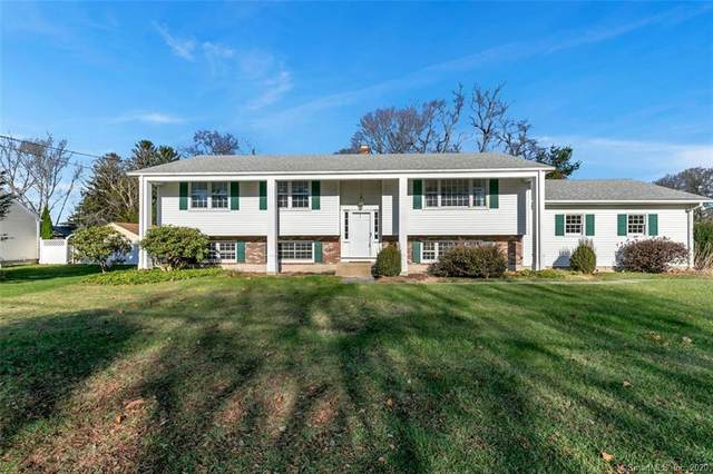 1 Blueberry Lane, Old Saybrook, CT 06475 (MLS #170354843) :: Around Town Real Estate Team
