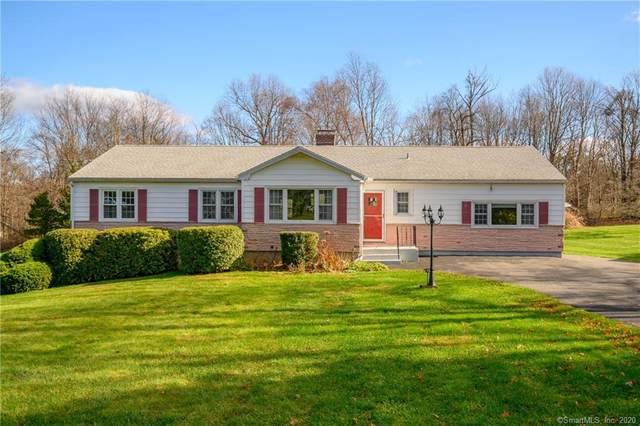 12 Diamond Drive, Newtown, CT 06470 (MLS #170354846) :: Kendall Group Real Estate   Keller Williams
