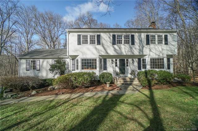 362 Newtown Turnpike, Wilton, CT 06897 (MLS #170354967) :: Kendall Group Real Estate   Keller Williams